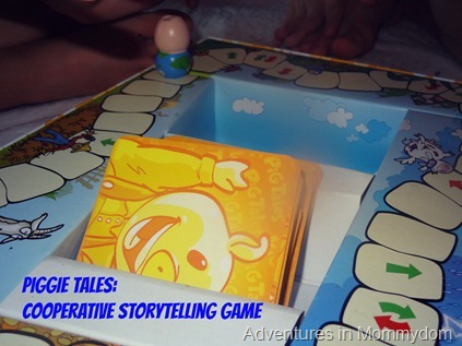 Pickles Pig Tales Cooperative storytelling game