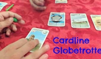 Cardline Globetrotter game
