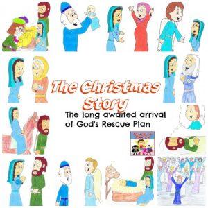 Christmas story unit