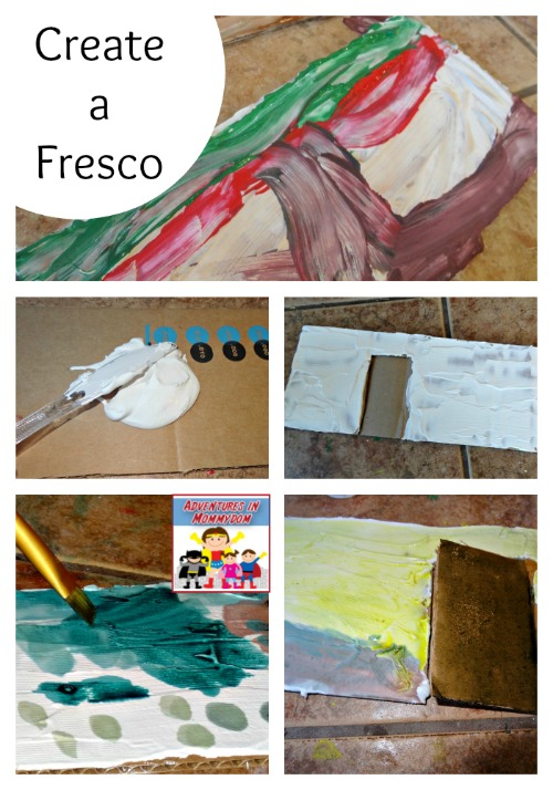 create a fresco
