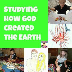 Creation story unit