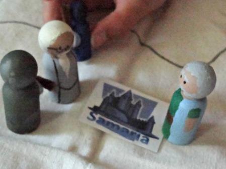 Elijah and Ahab