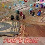 California Gold Rush Game