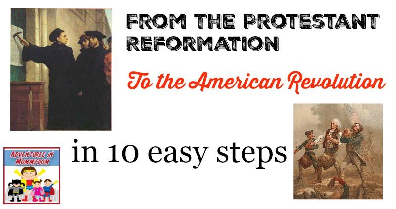 Protestant reformation and scientific revolution
