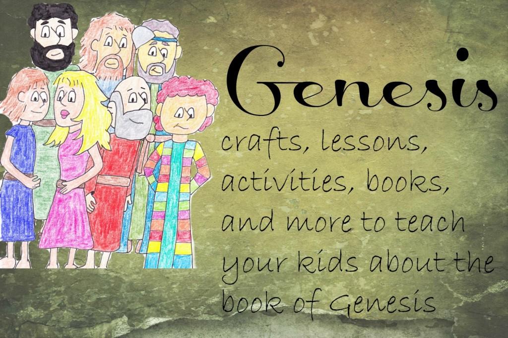 Genesis pinterest board