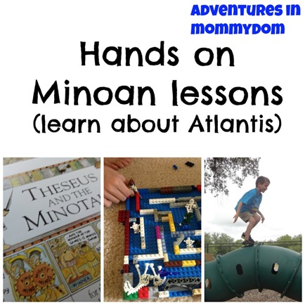 Hands on minoan lessons