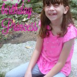 Happy birthday Princesss as you turn 9
