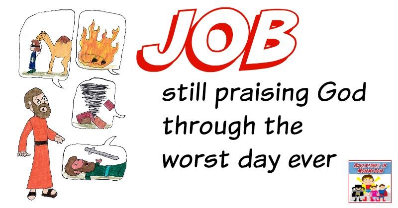 Job lesson for kids