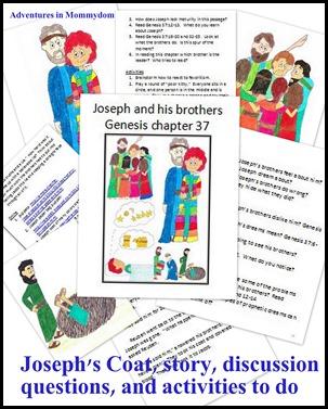 Joseph dreams