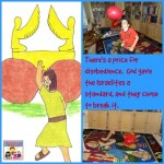 King David lesson for kids
