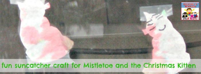 Mistletoe and the Christmas Kitten