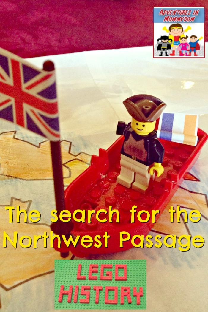Henry Hudson Northwest Passage lesson