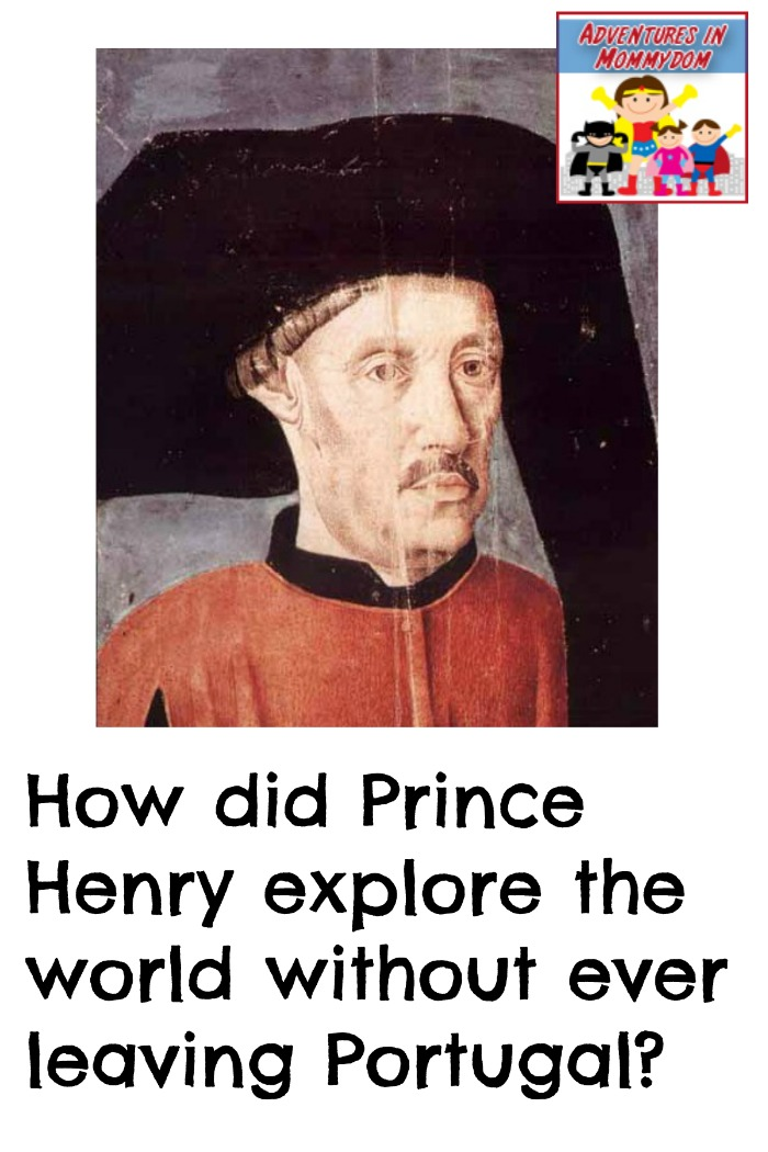 Prince Henry the Navigator lesson