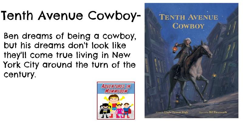 Tenth Avenue Cowboy