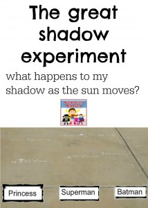Sun experiments