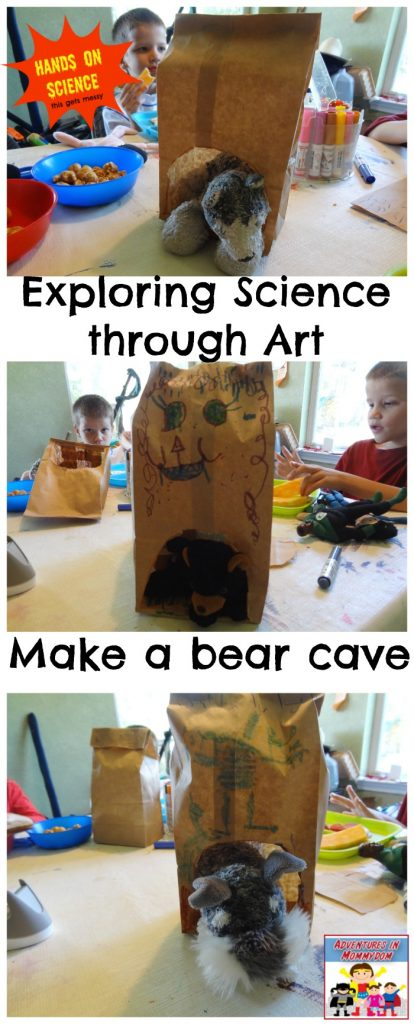 exploring science through art