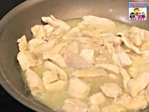 pan fry thai chicken satay