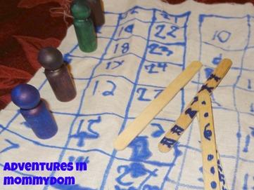 senet game