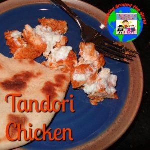 tandori chicken recipe for India