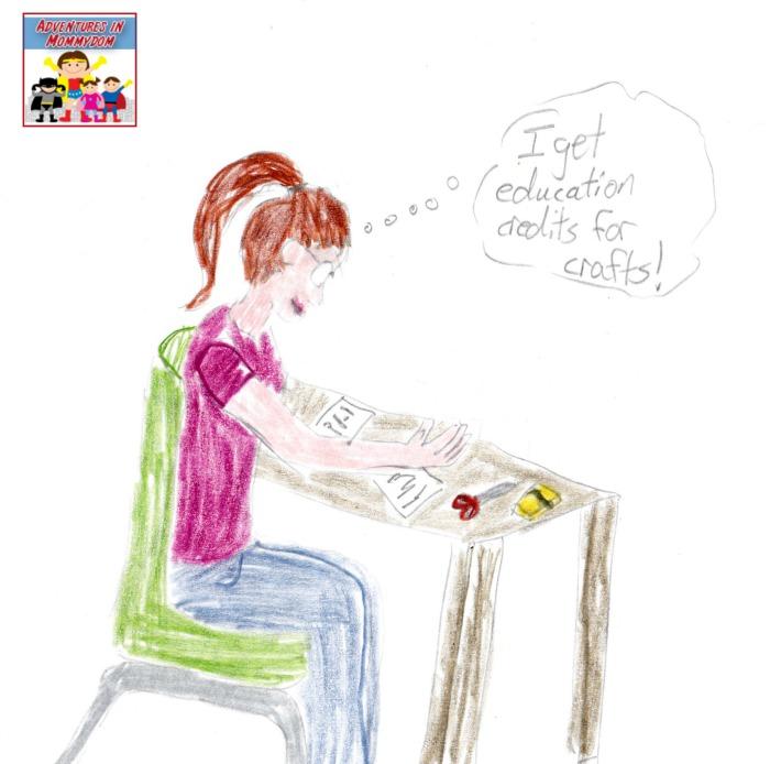 teacher inservice as a teacher
