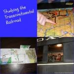 US history: Transcontinental Railroad