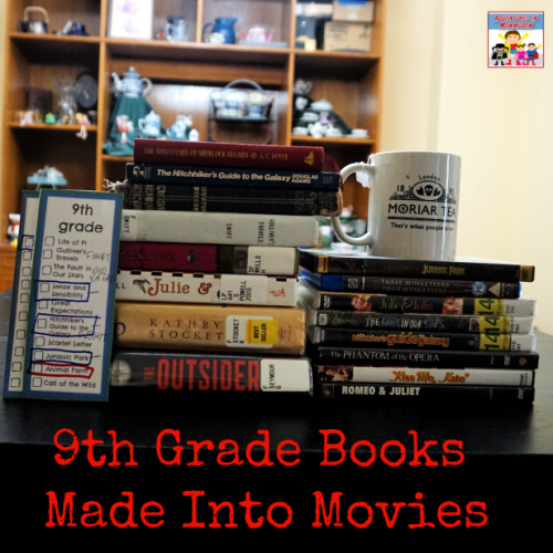 40 9th grade books made into movies (1)