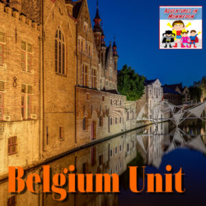 Belgium unit geography Europe
