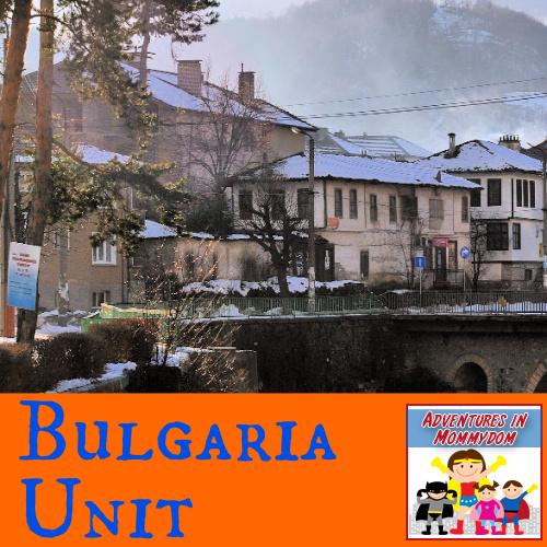 Bulgaria unit europe geography