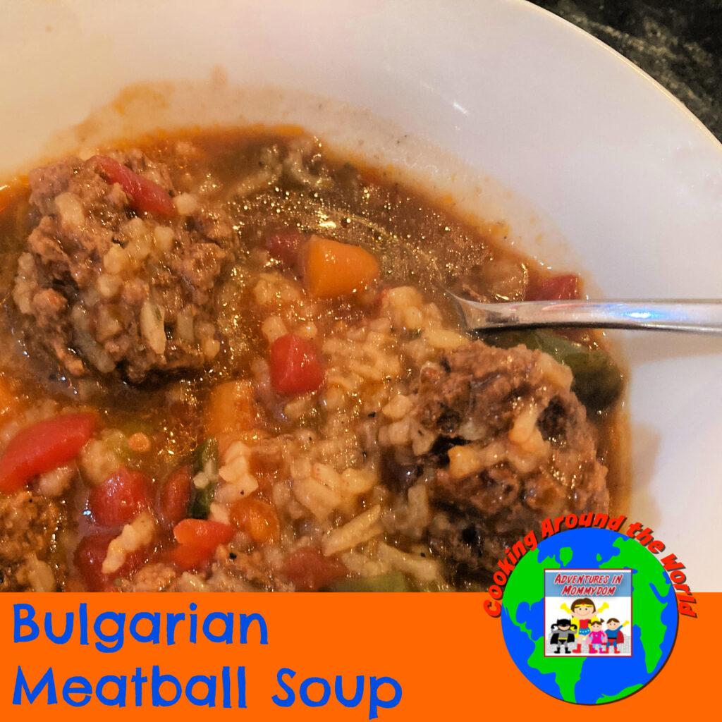 Bulgarian meatball soup recipe europe