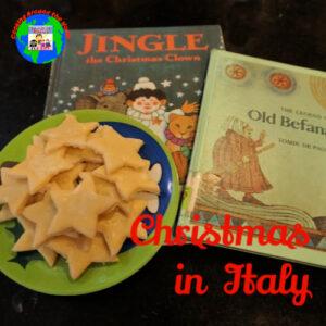 Christmas in Italy recipe