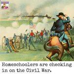 Civil War Unit Study for homeschoolers