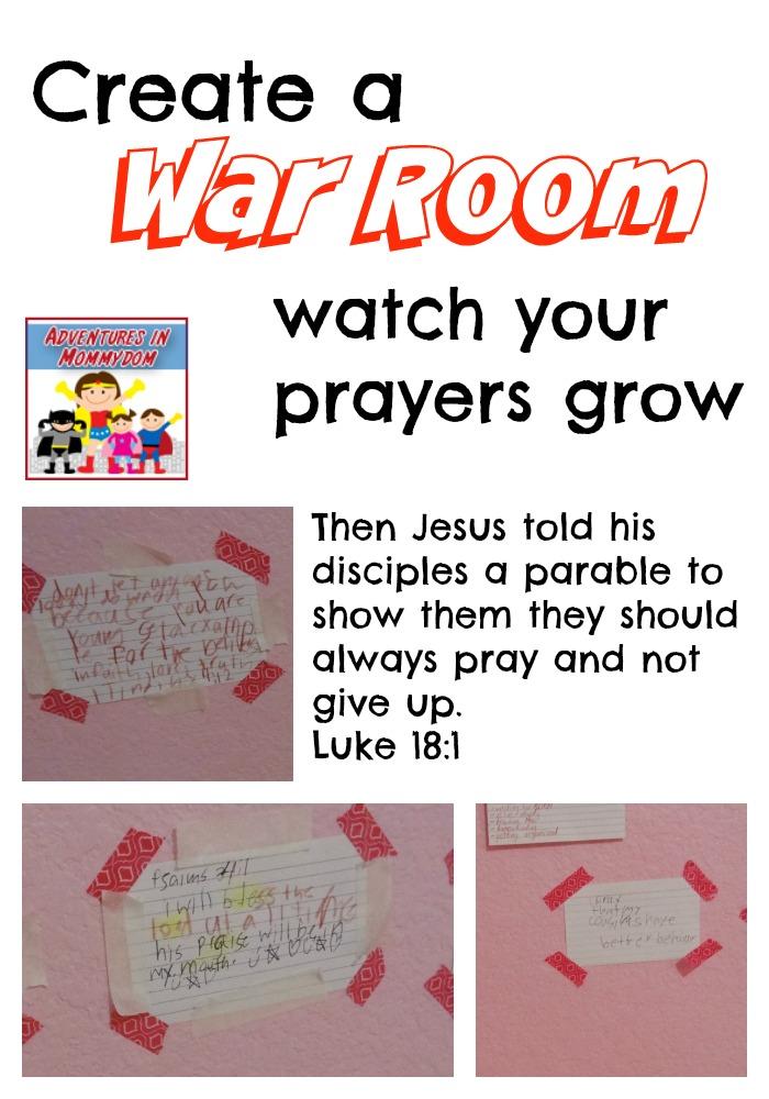 Create a war room