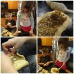 Croatian nut bread drama