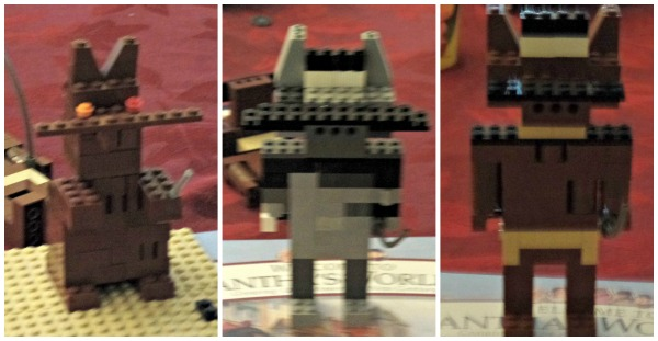 Despereaux lego build