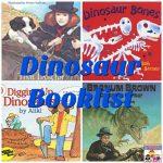 Dinosaur booklist for kids