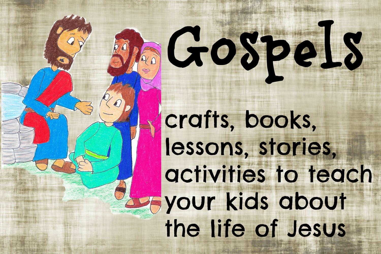 Gospels pinterest board