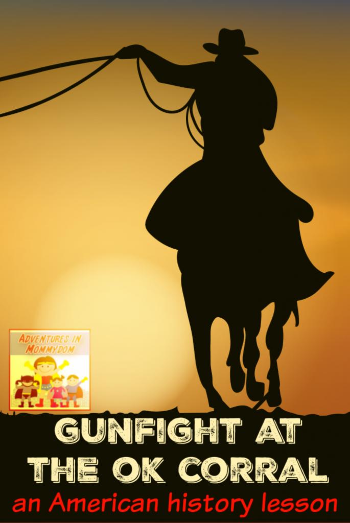 Gunfight at the OK Corral lesson