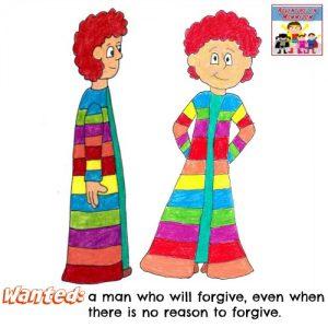 Joseph forgives his brothers activties