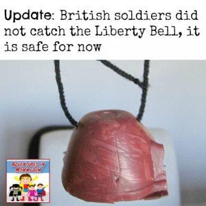 Liberty Bell craft kinder
