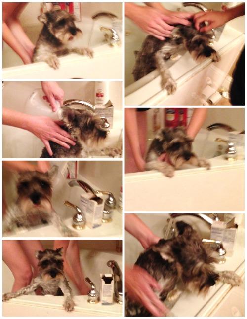 Mac bath experience