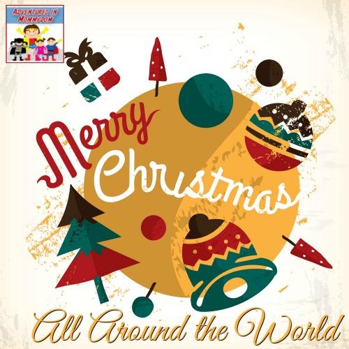 Merry Christmas around the world unit