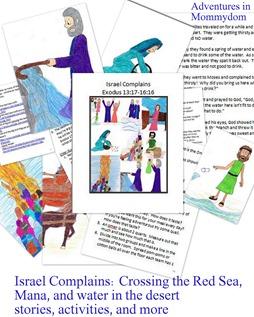 Moses Israel Complains