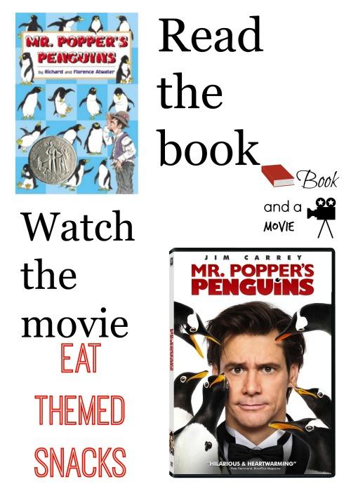 Mr. Popper's Penguins movie night