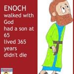 Noah's genealogy lesson