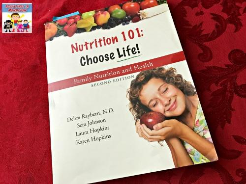 Nutrition 101 homeschool curriculum