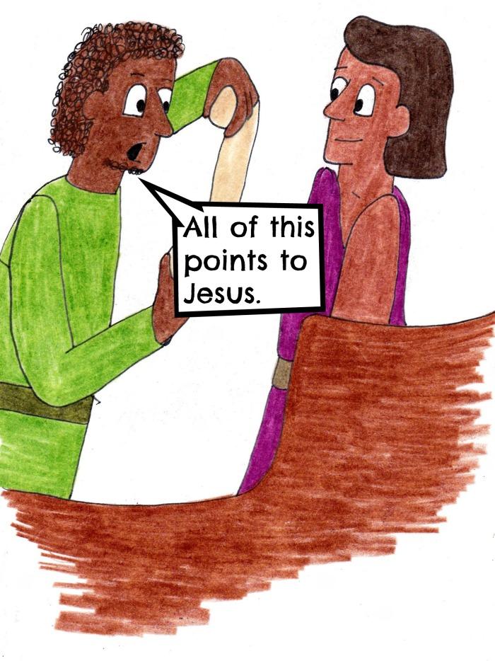 Philip and the Ethiopian