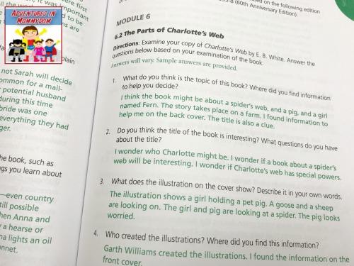Readers in Residence teacher manual