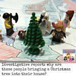 Saint Boniface LEGO history lesson