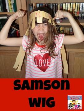 Samson wig