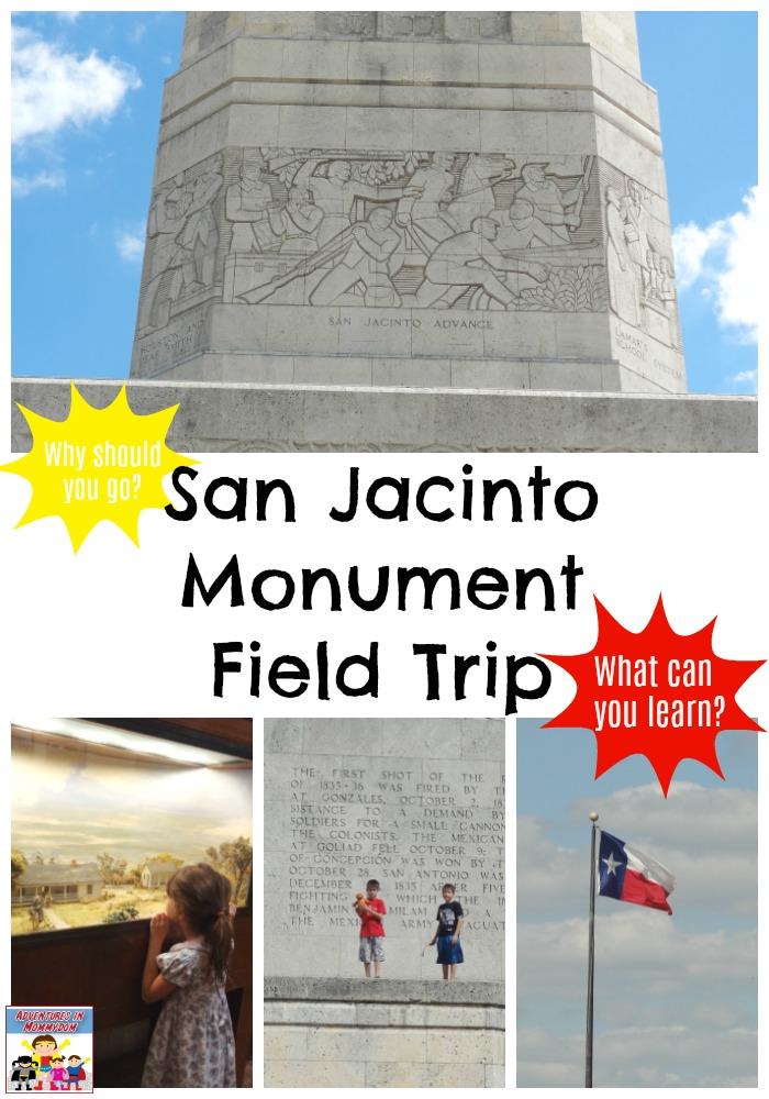 San Jacinto monument field trip